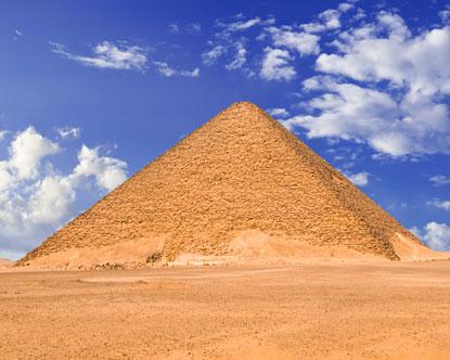 Dahshur Red Pyramid Bent Pyramid