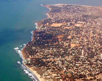 Travel to Gambia
