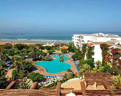 Morocco Beach Hotels