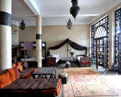 Morocco Hostels
