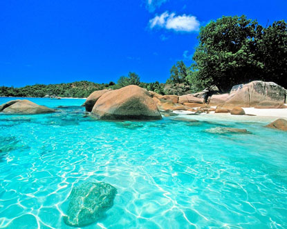 Anse Lazio - Praslin Beaches