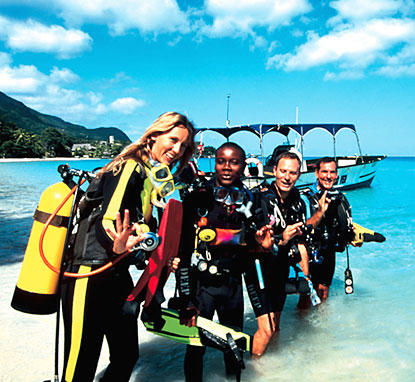 Seychelles Diving