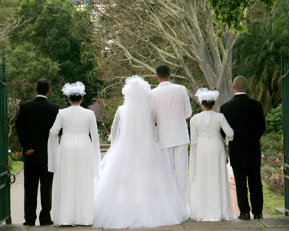 South Africa Weddings