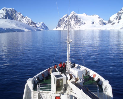 Expedition Cruises to Antarctica