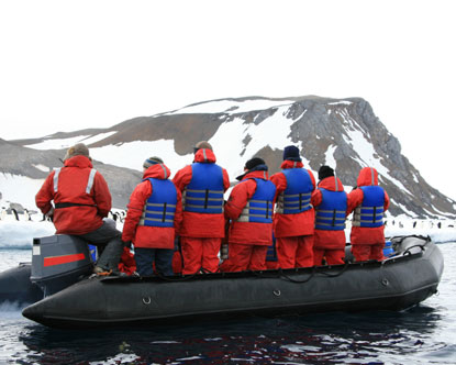 Antarctica Cruises by Small Ship