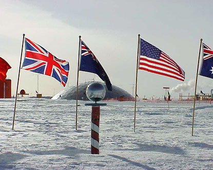 South Pole Antarctica Expedition To The South Pole