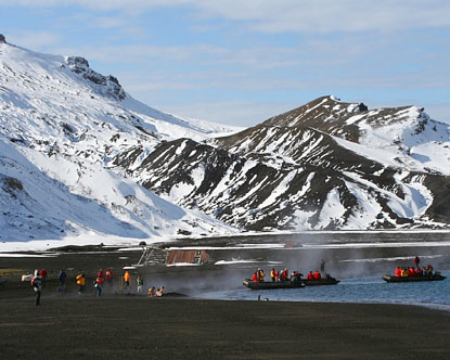 Antarctica Vacations Antarctica Vacation Packages