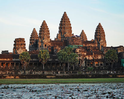 Angkor Wat Virtual Tour