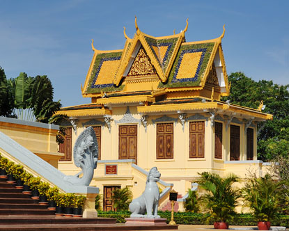 Phnom Penh Virtual Tour