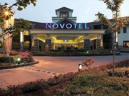 Novotel Oasis Beijing