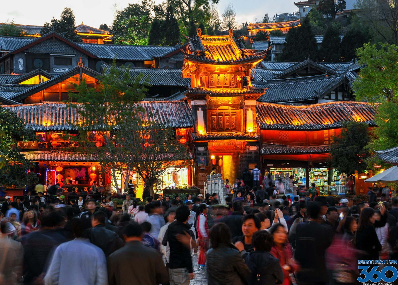 Lijiang Virtual Tour