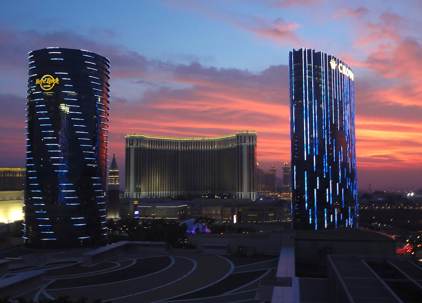 city of dreams casino in macau