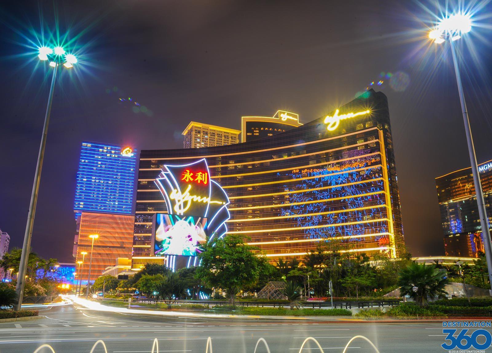 Cotai Strip Macau