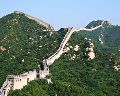 Great Wall of China Facts - Facts about the Great Wall
