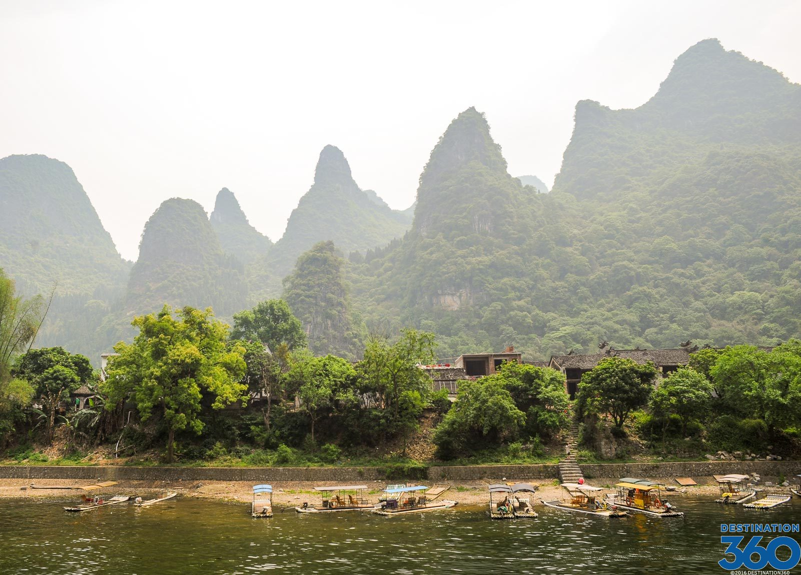 Guilin China - Travel To Guilin - Guilin Attractions