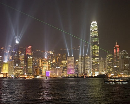 Hong Kong Suggested Itineraries