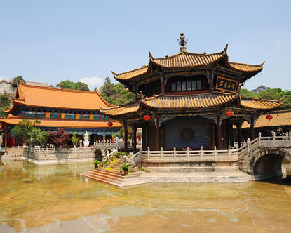 Yuantong Temple Virtual Tour