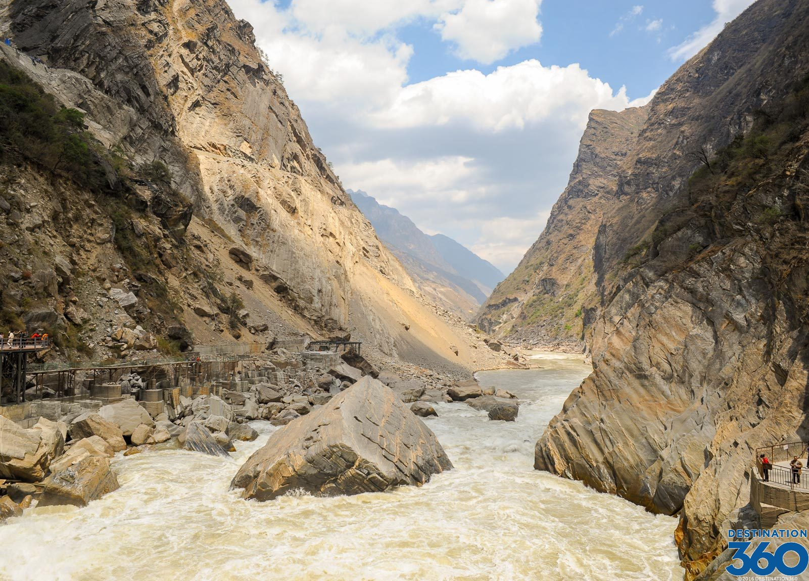 Tiger Leaping Gorge Virtual Tour