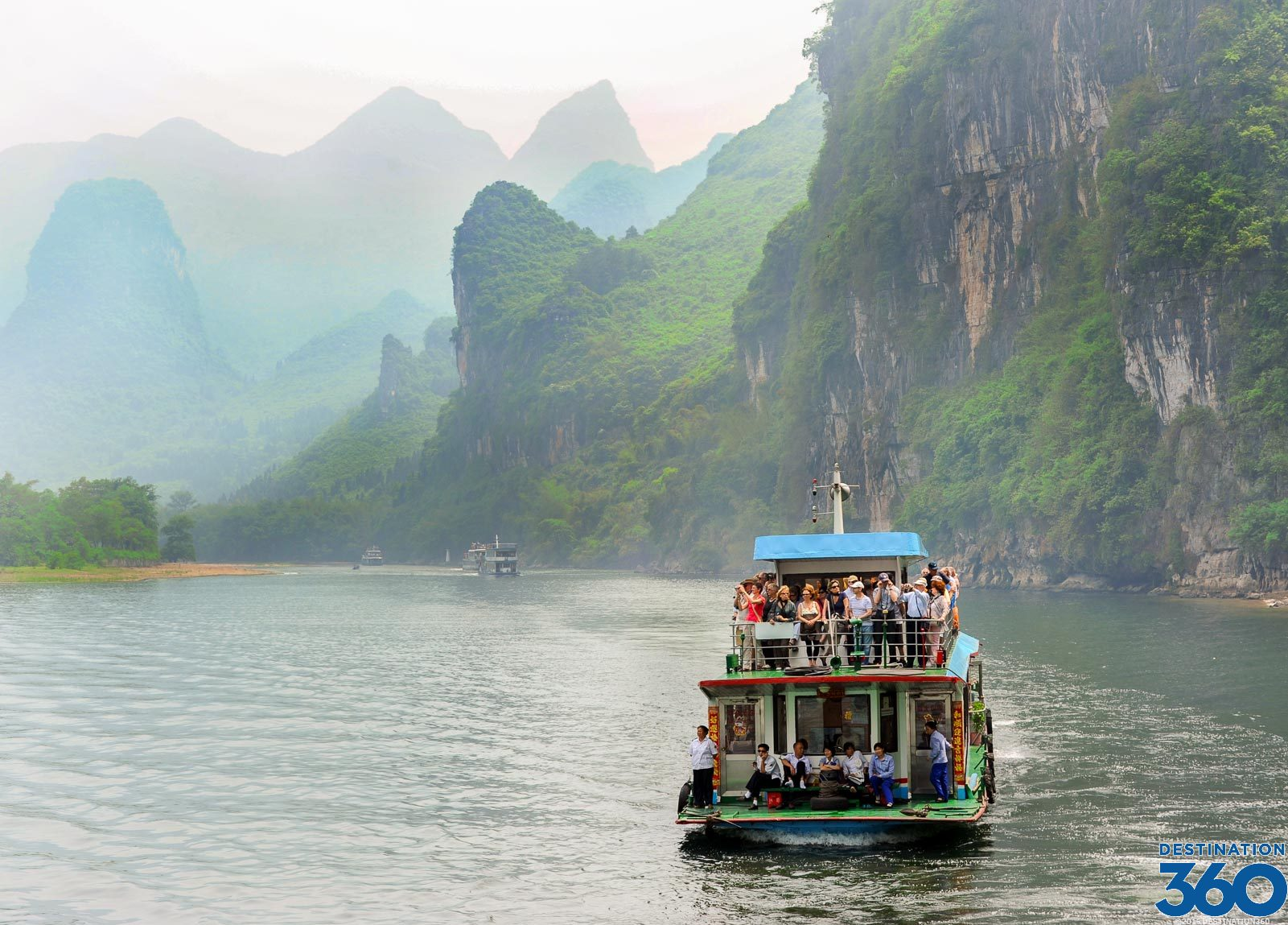 Li River Virtual Tour