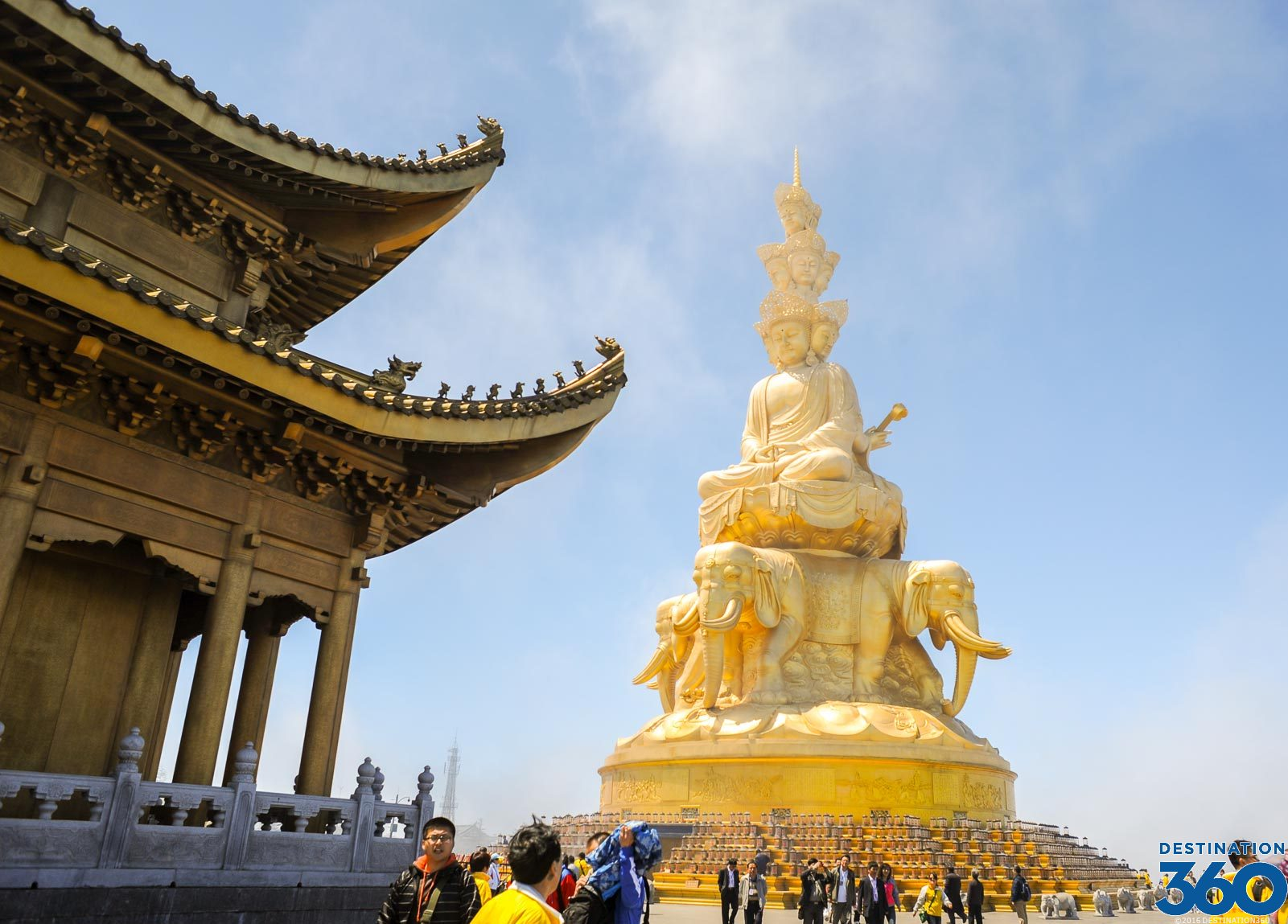 Mt Emei Virtual Tour