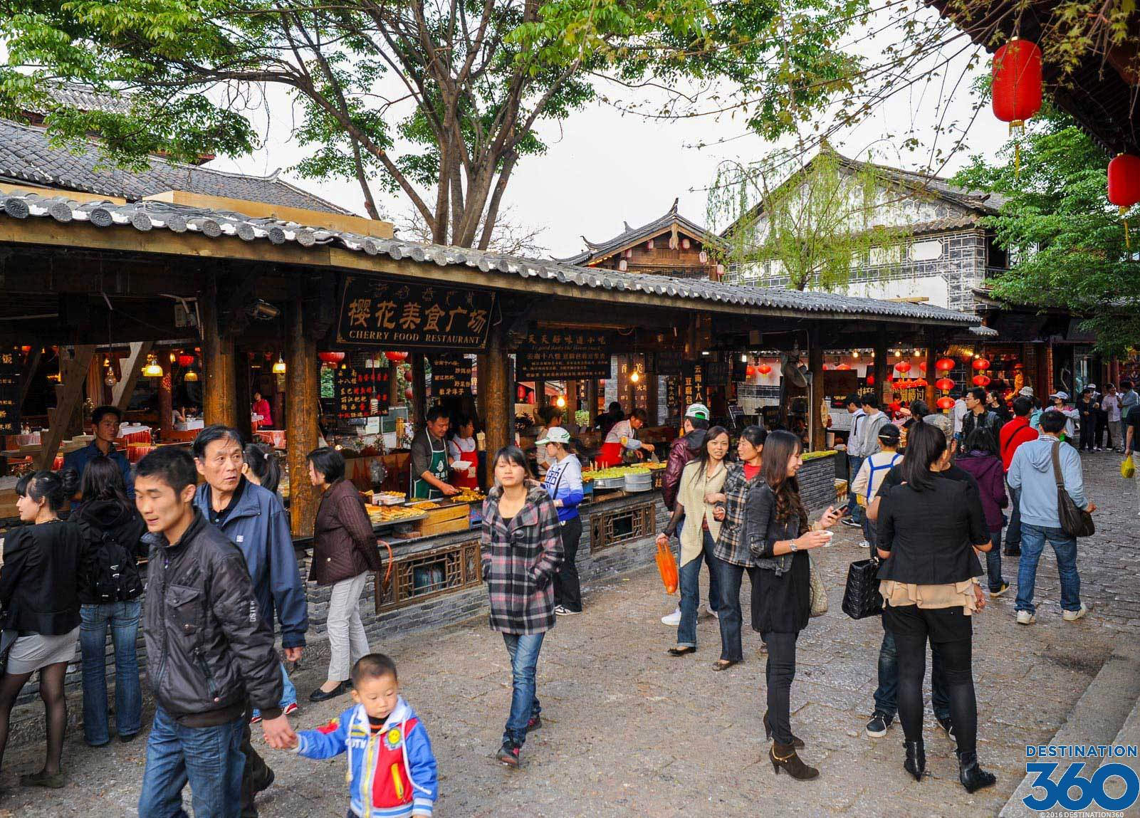 Lijiang Old Town Virtual Tour