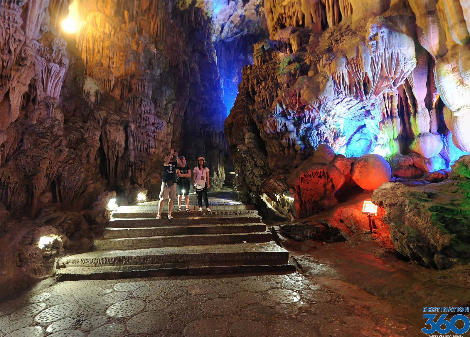 Reed Flute Cave Virtual Tour