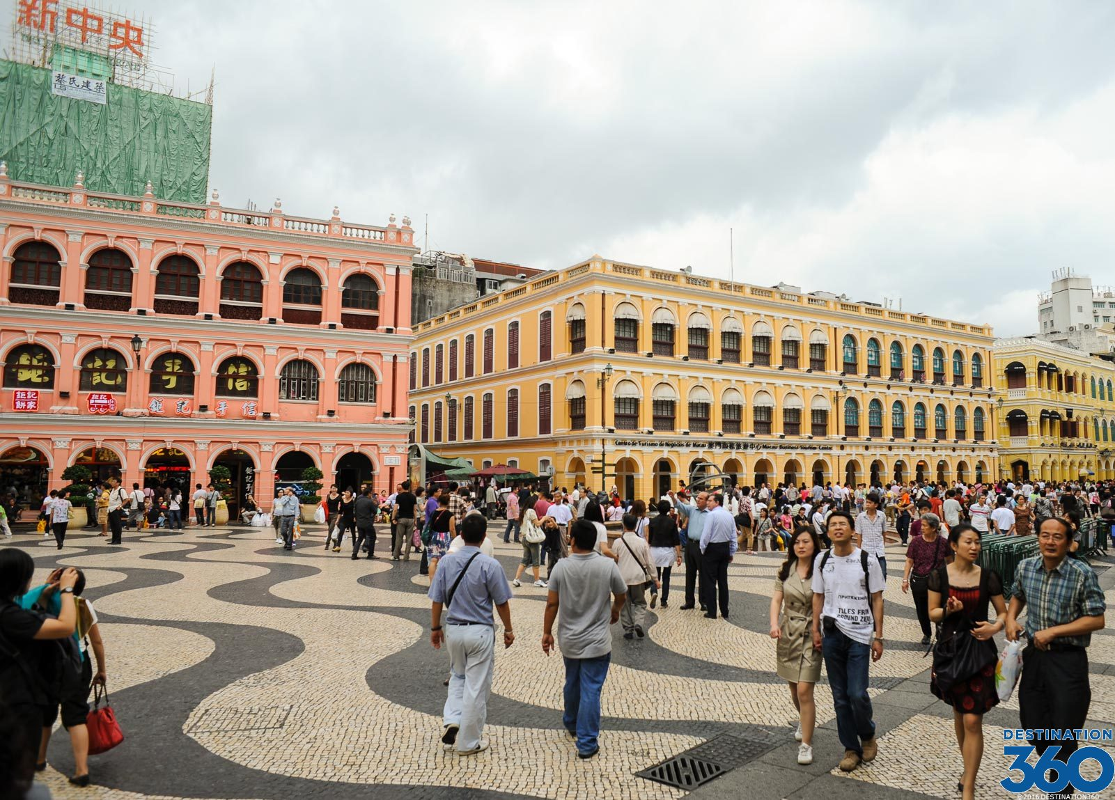 Senado Square Virtual Tour