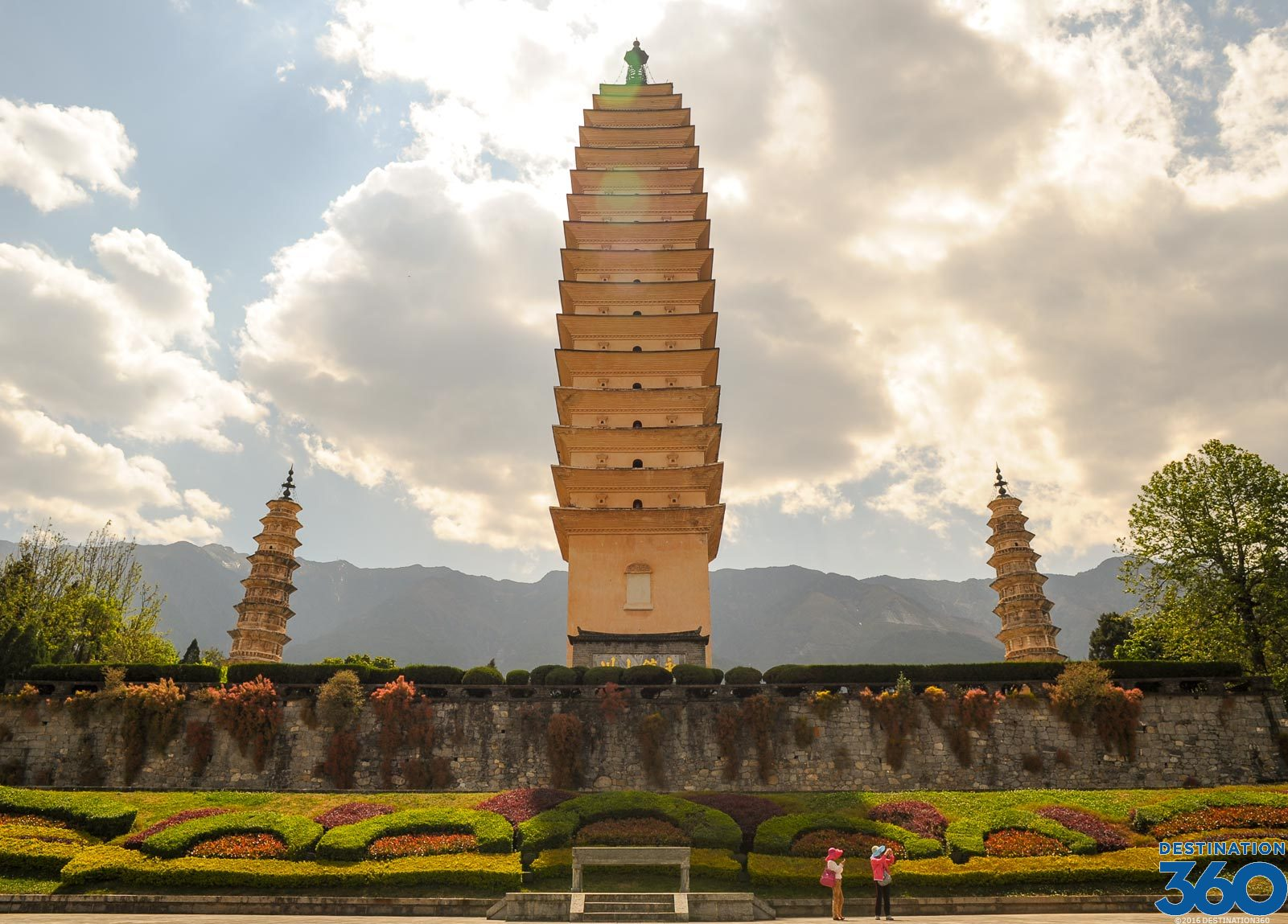 Three Pagodas Virtual Tour