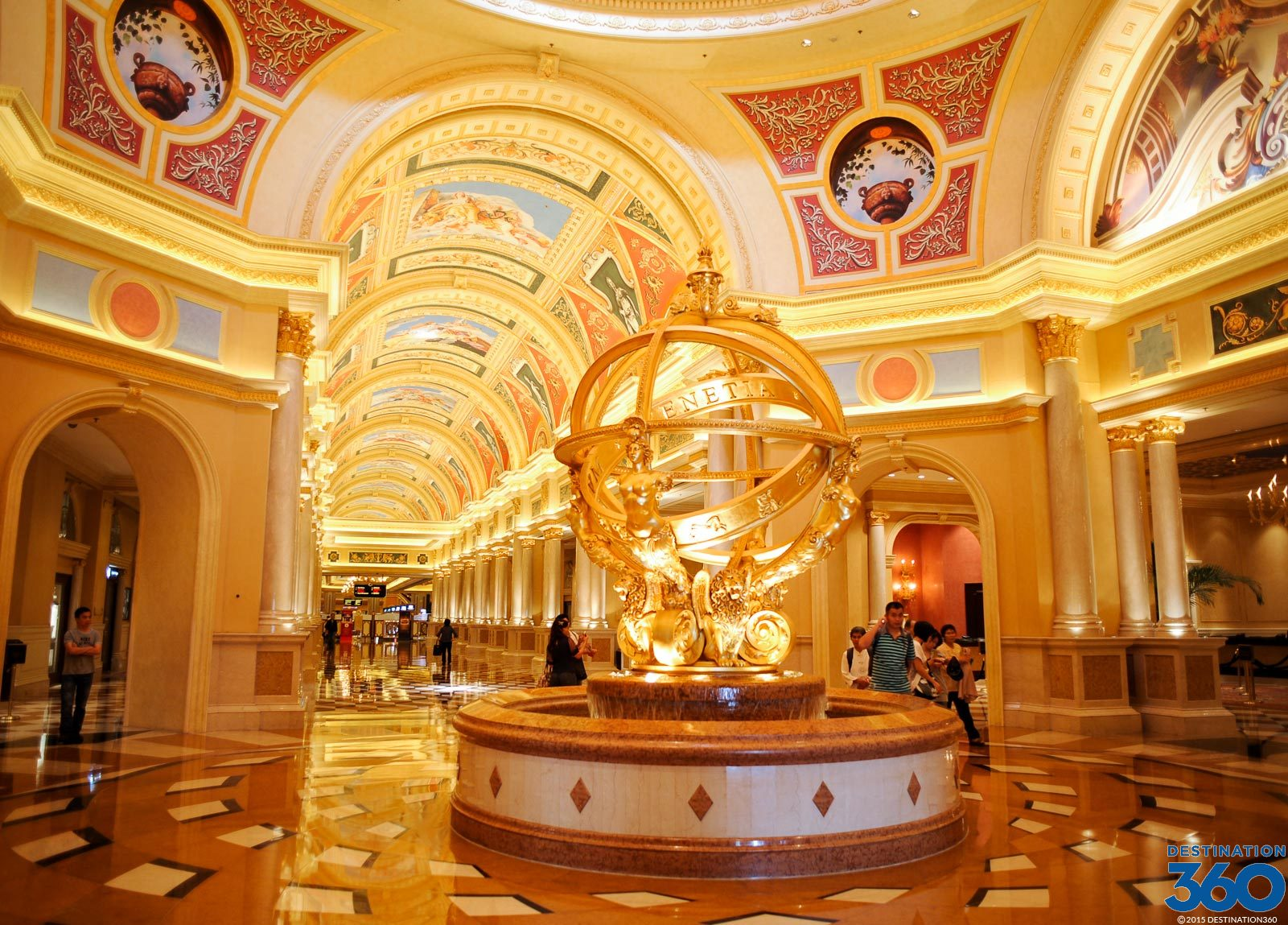 Venetian hotel macau lobby altavistaventures Images