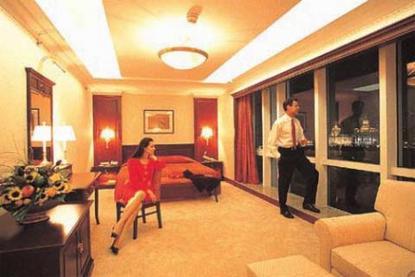 Oriental Riverside Hotel   Pudong Shanghai