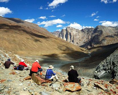 India Backpacking Hike In India