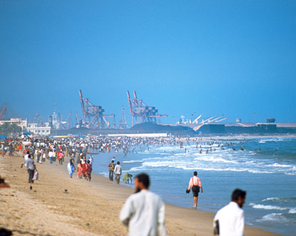 Chennai Beaches