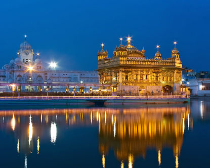 History of the Golden Temple