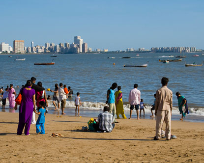 Mumbai Beaches
