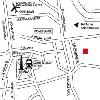 Hotel Ibis Kemayoran Jakarta