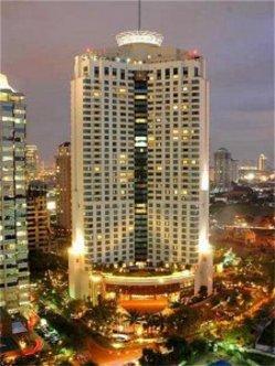 Hotel Intercontinental Midplaza Jakarta
