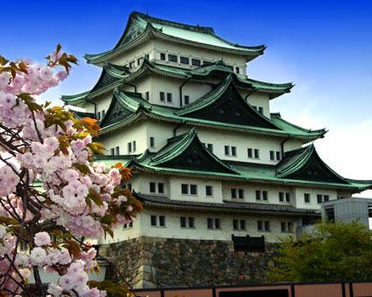 Images Of Japan. Nagoya Japan developed as