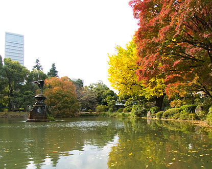 Hibiya Park Virtual Tour