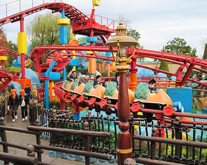 cheap for discount info for super quality Tokyo Disneyland Rides