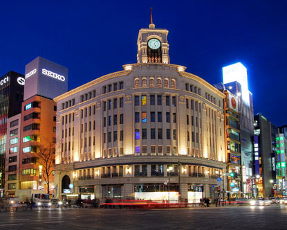 Ginza Things To Do In The Ginza District Where To Shop