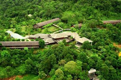 Batang Al Longhouse Hilton Resort