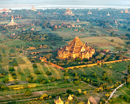 Things to do in Myanmar