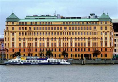 Courtyard St. Petersburg Vasilievsky
