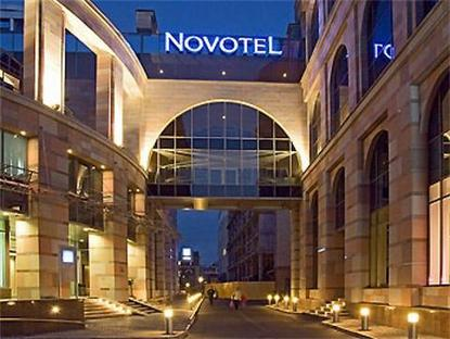 Novotel St Petersburg Centre