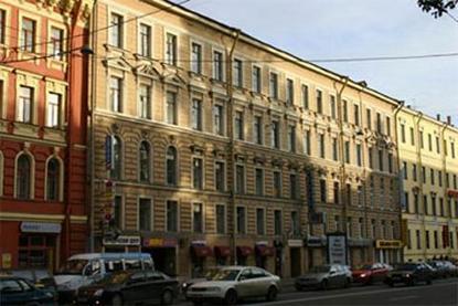 Rinaldi On Moskovsky I