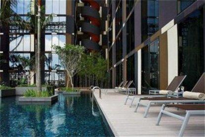 Crowne Plaza Hotel Changi Airport