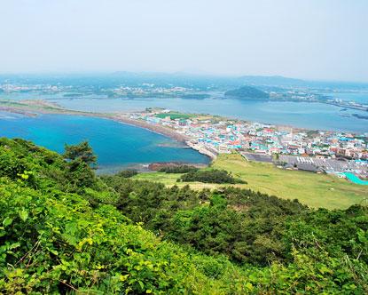 jeju island scenery