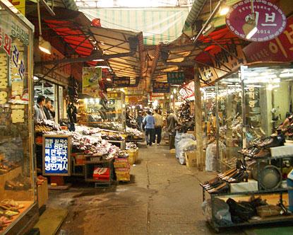Dongdaemun Market - Dongdaemun Shopping - Dongdaemun Gate