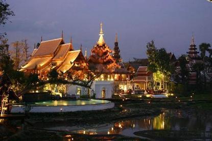 Mandarin Oriental Dhara Dhevi, Chiang Mai
