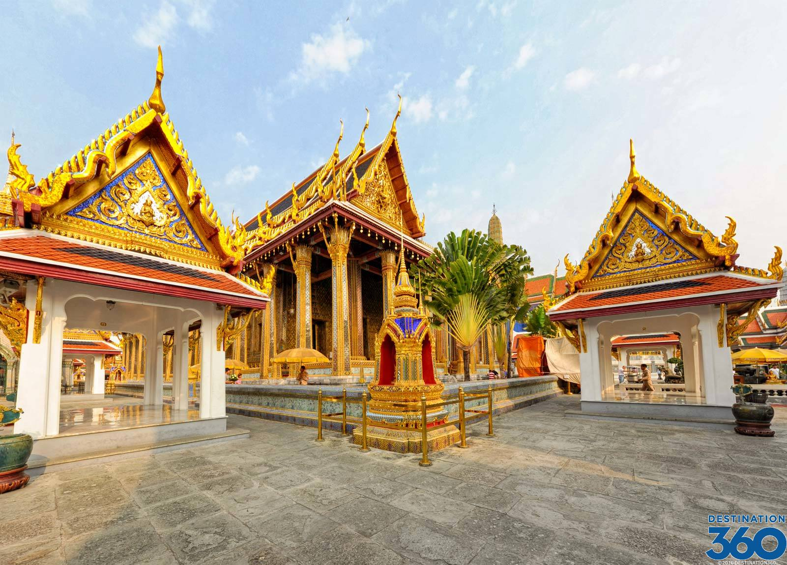 Things to do in Bangkok Virtual Tour